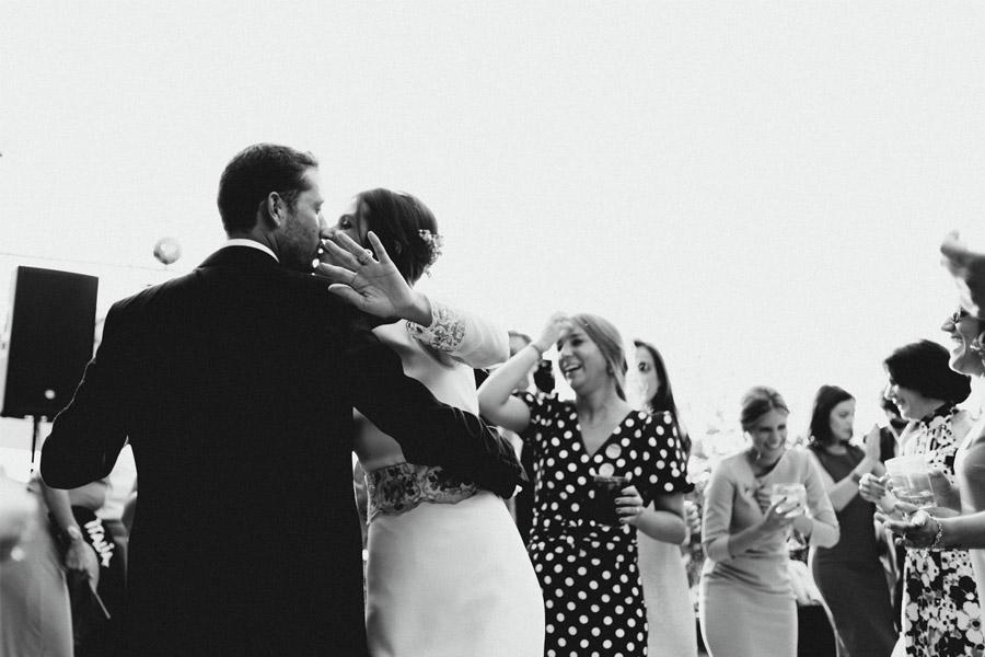 ELENA & JUANMA: EL SUEÑO DE UN AMOR DE VERANO baile-novios
