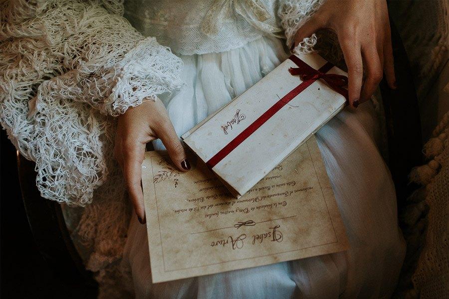 LAS COSAS DEL QUERER cartas-boda