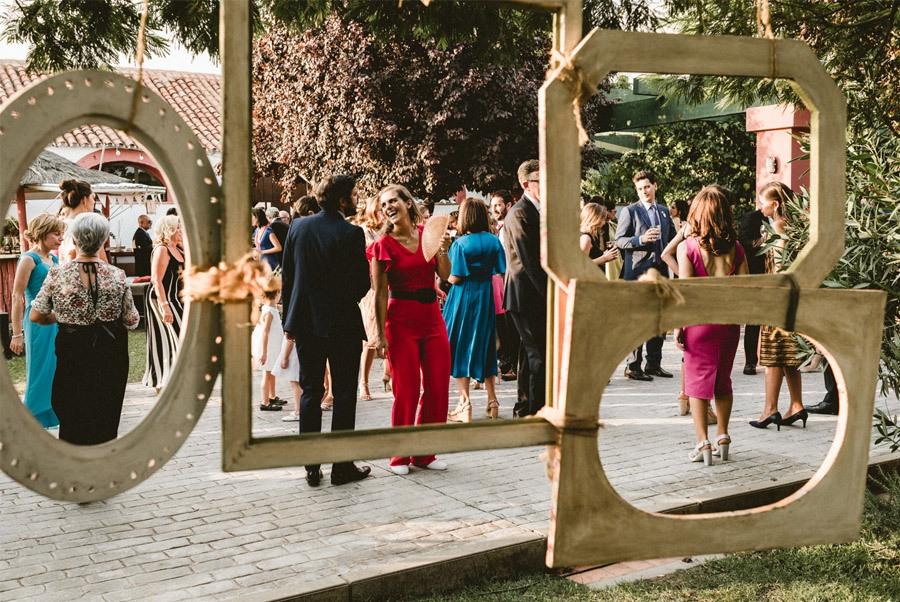 ELENA & JUANMA: EL SUEÑO DE UN AMOR DE VERANO fiesta-boda