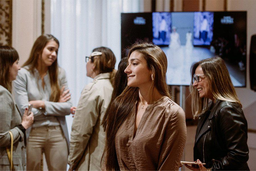 TERCERA ESCUELA DE MAQUILLAJE DE NARS EN BARCELONA invitadas-nars