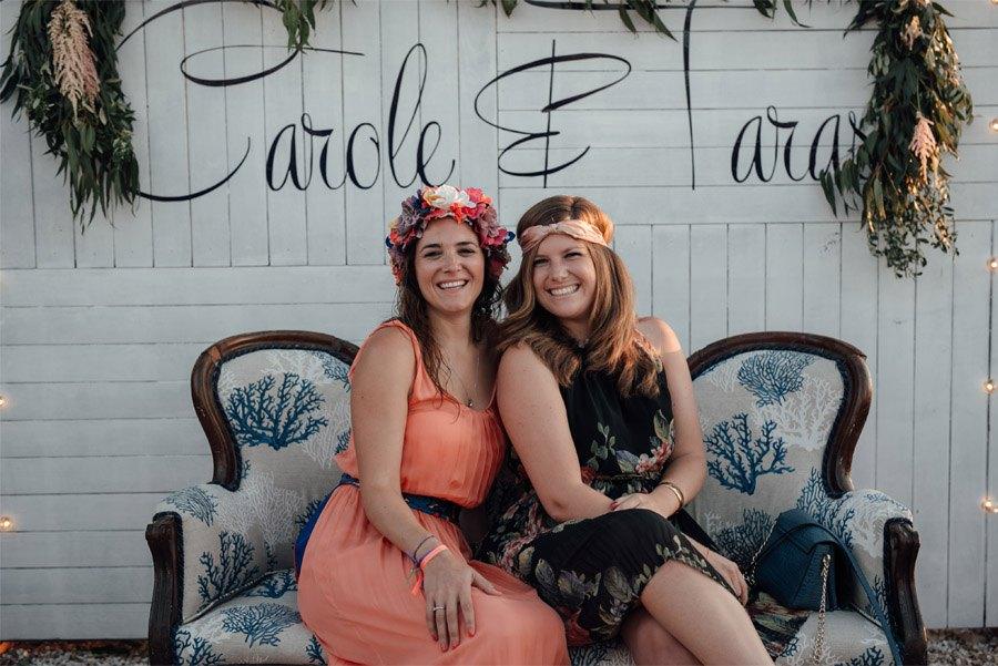 CAROLE & TARAS: DE SUIZA AL MEDITERRÁNEO photocall-boda