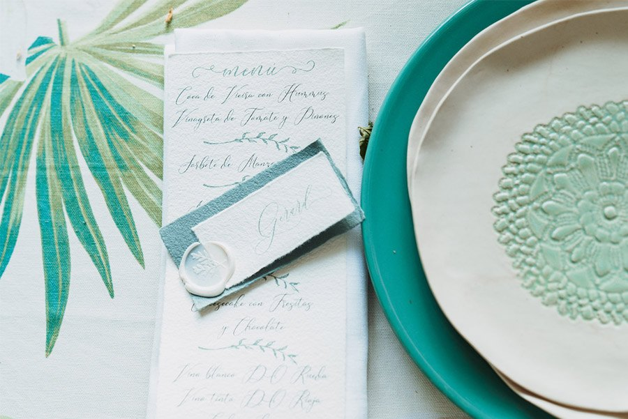 SERENDIPIA boda-menu