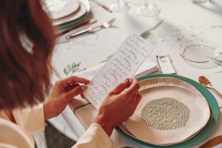 SERENDIPIA menu-boda