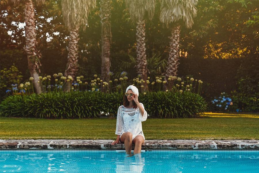 SERENDIPIA novia-piscina
