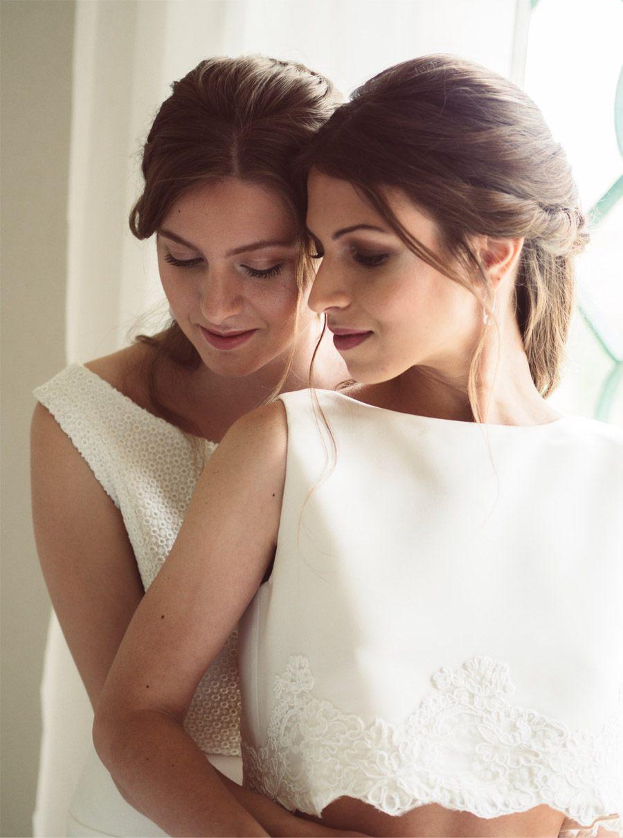 HANAMI novias-vestido