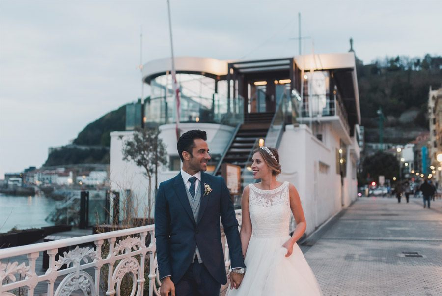 DAVID & ANDREA: DESTINATION ELOPEMENT WEDDING EN SAN SEBASTIÁN san-sebastian-boda