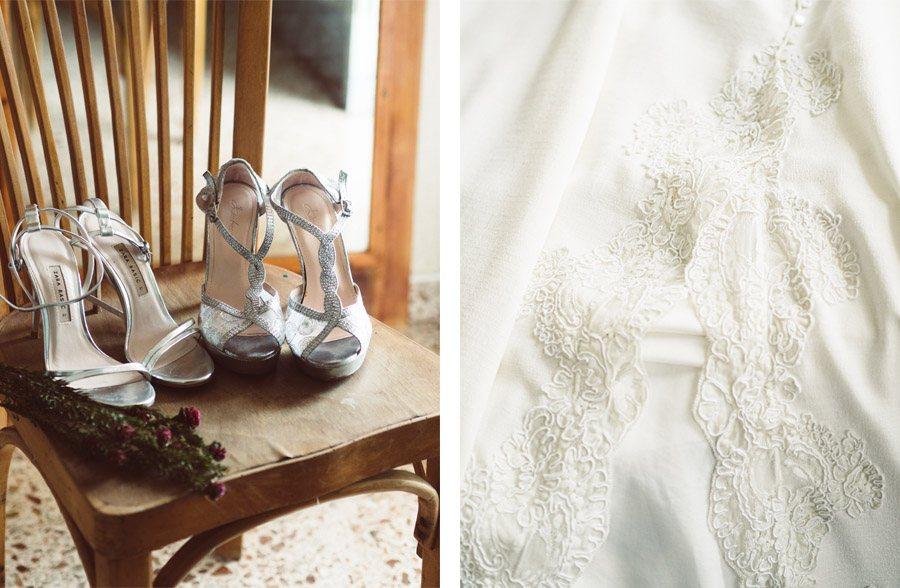 HANAMI zapatos-novia