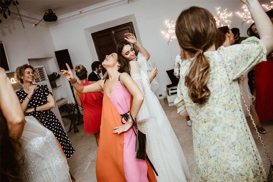 ALFONSO & TANIA: UNIDOS POR EL AMOR Y EL DEPORTE baile-invitados