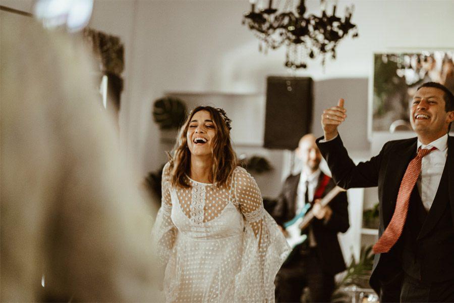 ALFONSO & TANIA: UNIDOS POR EL AMOR Y EL DEPORTE baile-novios