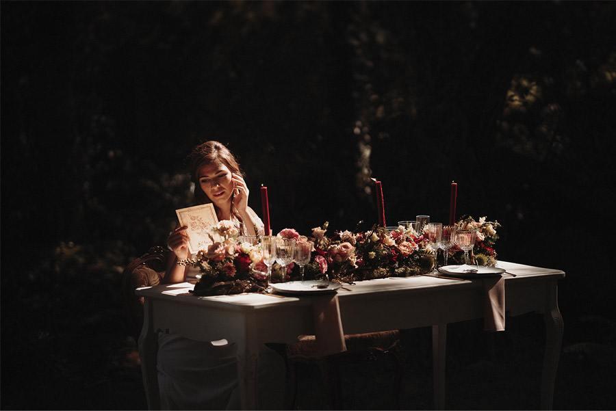 L'ESSENTIEL boda-noche