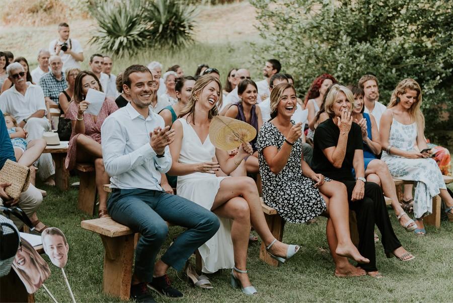 ELISABET, ALBERT Y SU DIVERTIDA BODA DE FIESTA MAYOR boda-verano