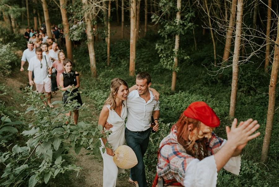 ELISABET, ALBERT Y SU DIVERTIDA BODA DE FIESTA MAYOR bodas-de-fiesta-mayor