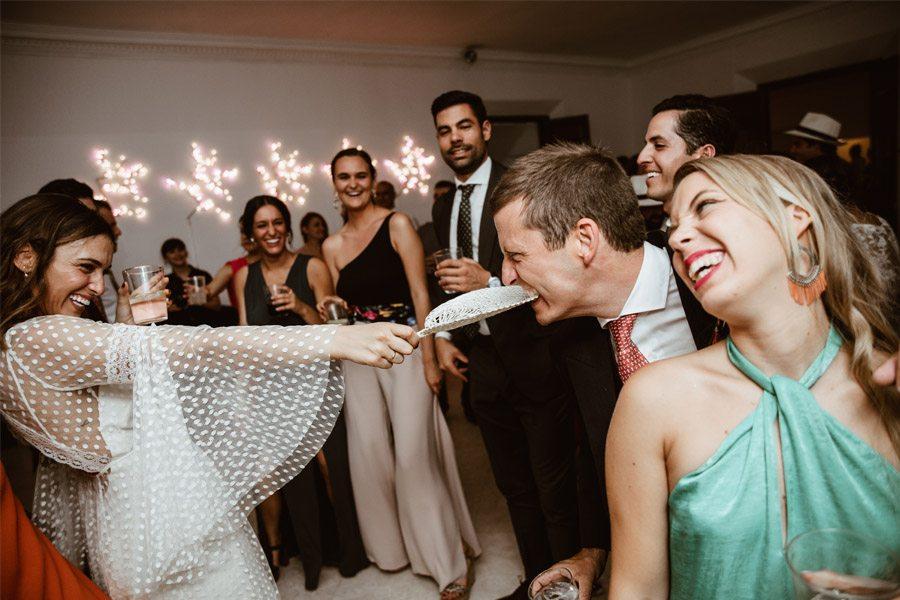 ALFONSO & TANIA: UNIDOS POR EL AMOR Y EL DEPORTE invitados-baile