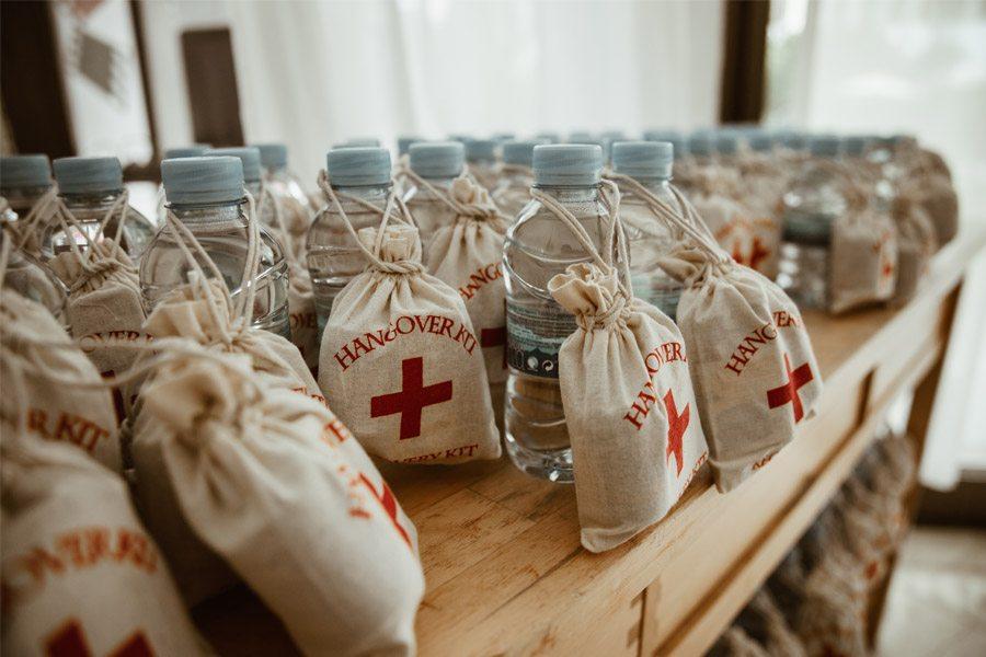 ALFONSO & TANIA: UNIDOS POR EL AMOR Y EL DEPORTE kit-emergencia