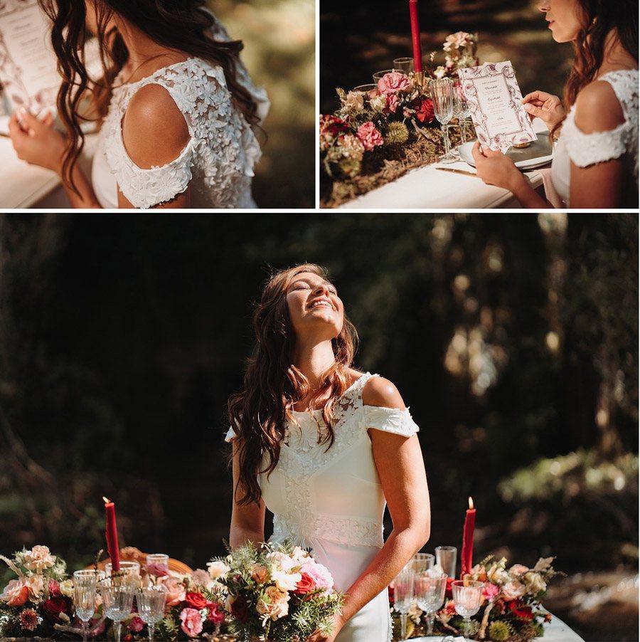 L'ESSENTIEL mesa-boda