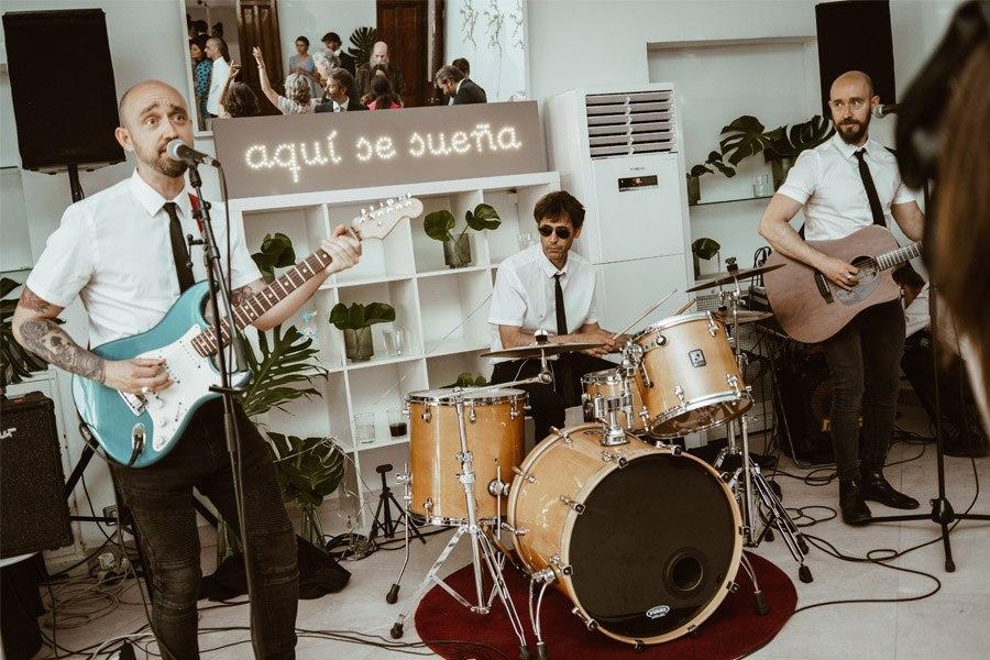 ALFONSO & TANIA: UNIDOS POR EL AMOR Y EL DEPORTE musica-boda