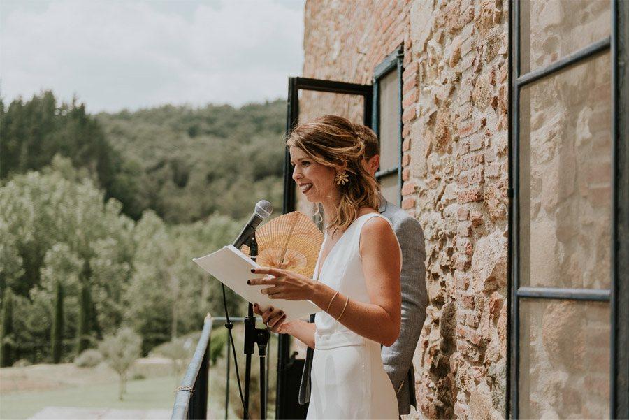 ELISABET, ALBERT Y SU DIVERTIDA BODA DE FIESTA MAYOR pregon-boda