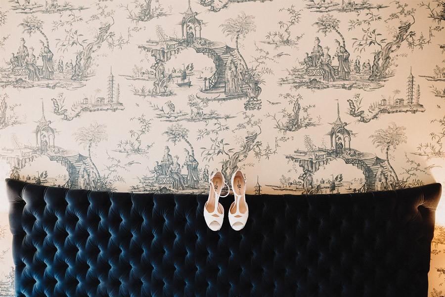 L'ESSENTIEL zapatos-novia