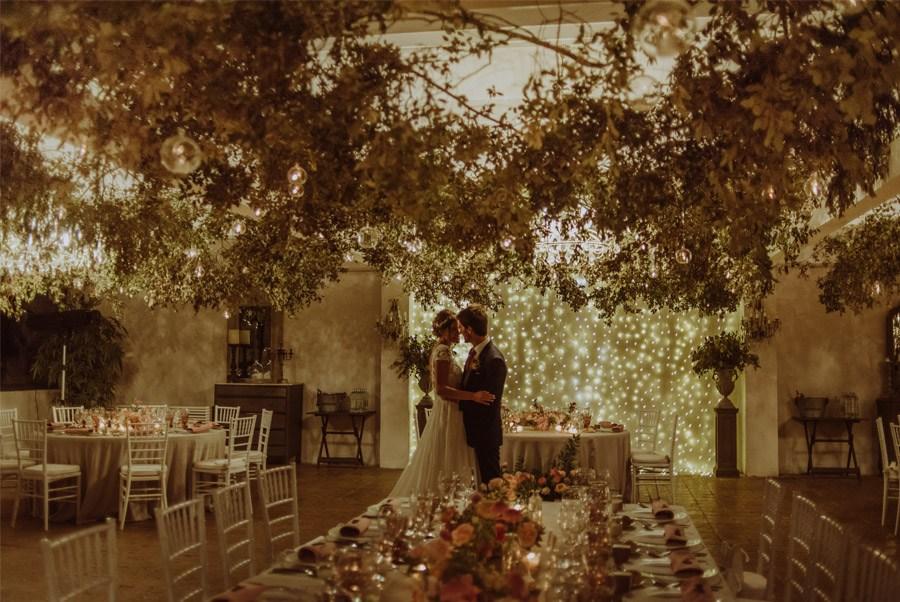 GERARD & YOLANDA: PENGUINS WEDDING banquete-boda