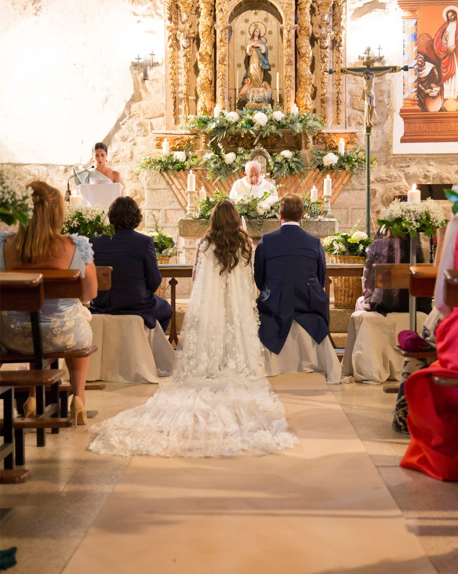 SARA Y JOSÉ CARLOS: #JUNTOSMOLAMAS boda-iglesia