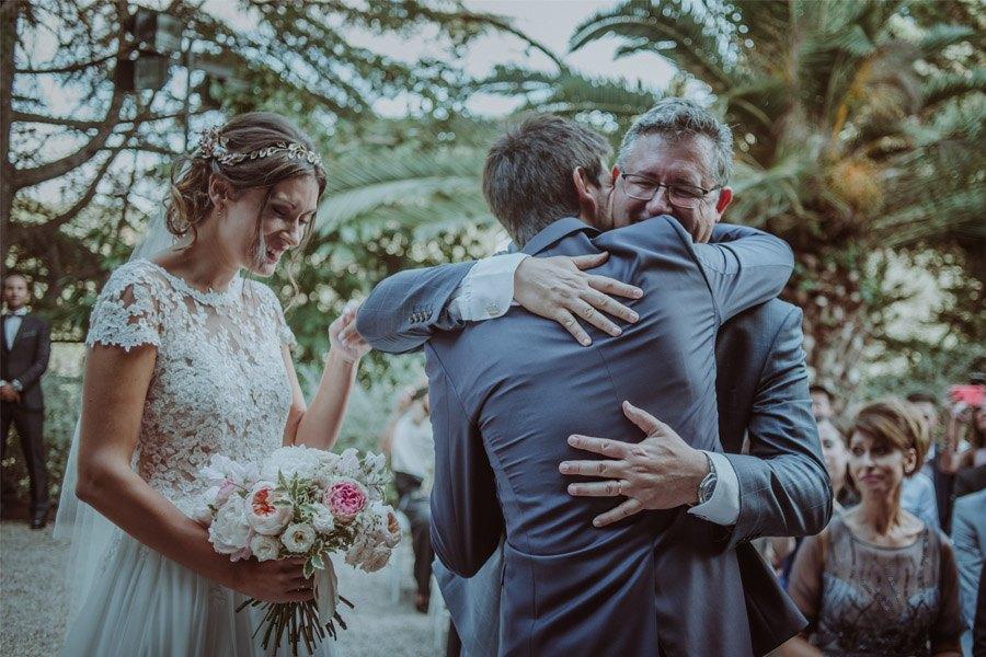 GERARD & YOLANDA: PENGUINS WEDDING ceremonia