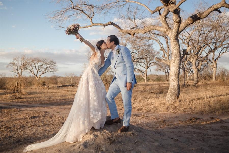 VALENTINA & OMAR: SAFARI WEDDING fotos-novios-1