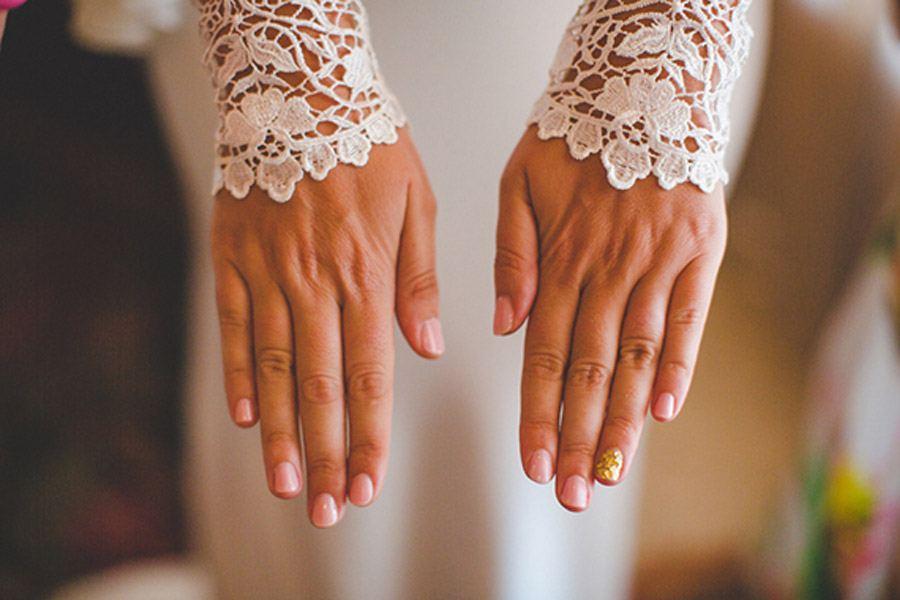 MANICURA PARA NOVIAS manos-novia