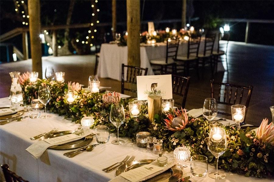 VALENTINA & OMAR: SAFARI WEDDING mesa-boda-1