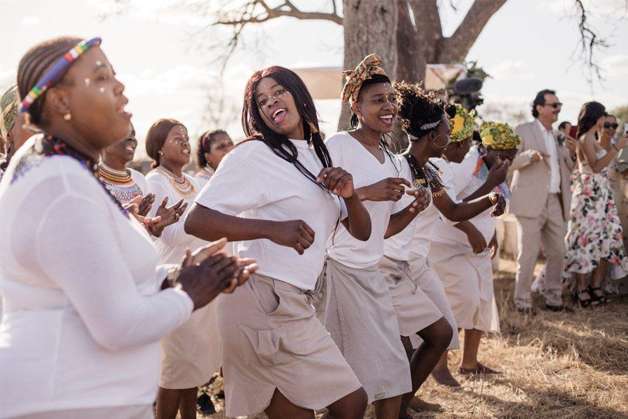 VALENTINA & OMAR: SAFARI WEDDING musica-boda