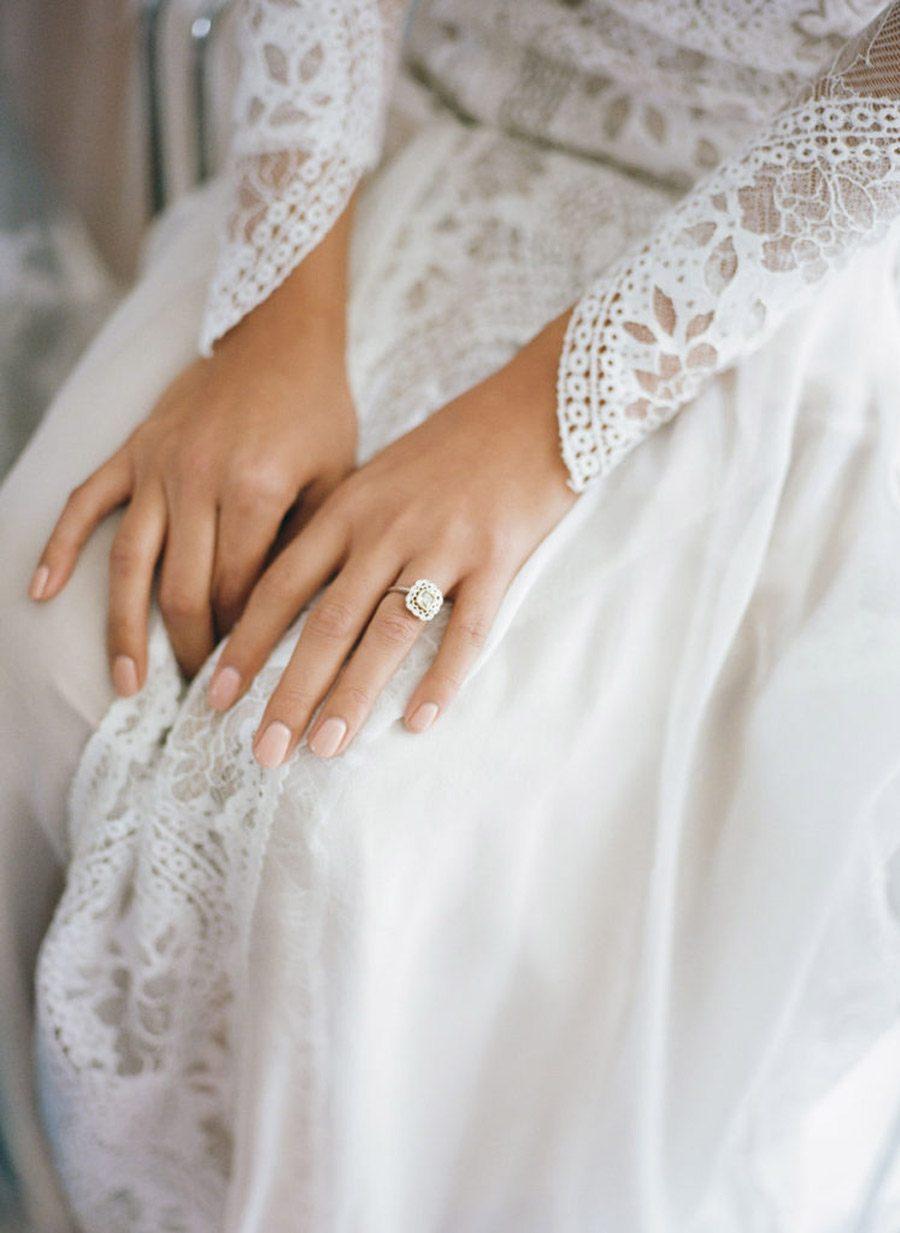 MANICURA PARA NOVIAS novia-manos