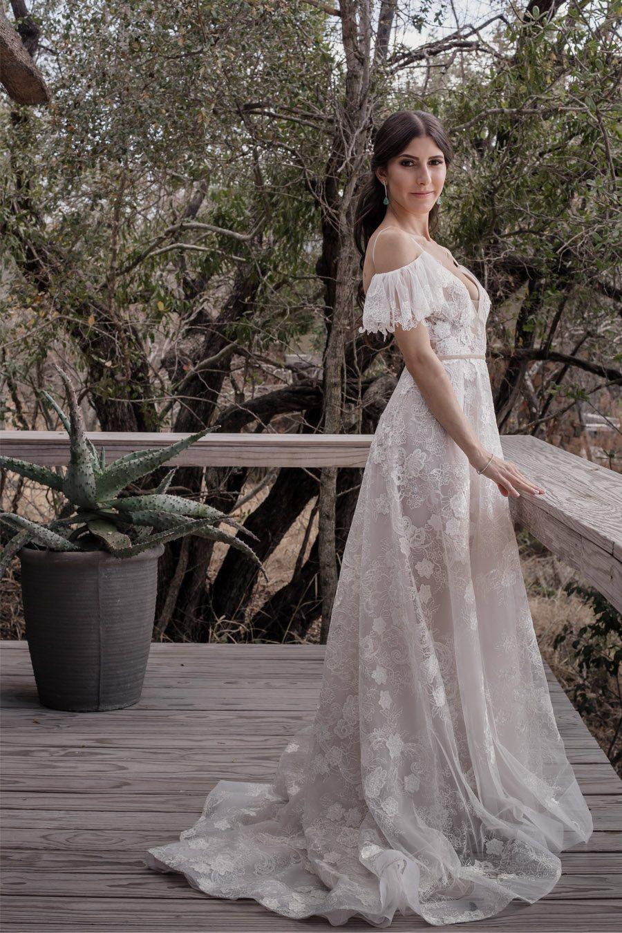 VALENTINA & OMAR: SAFARI WEDDING novia