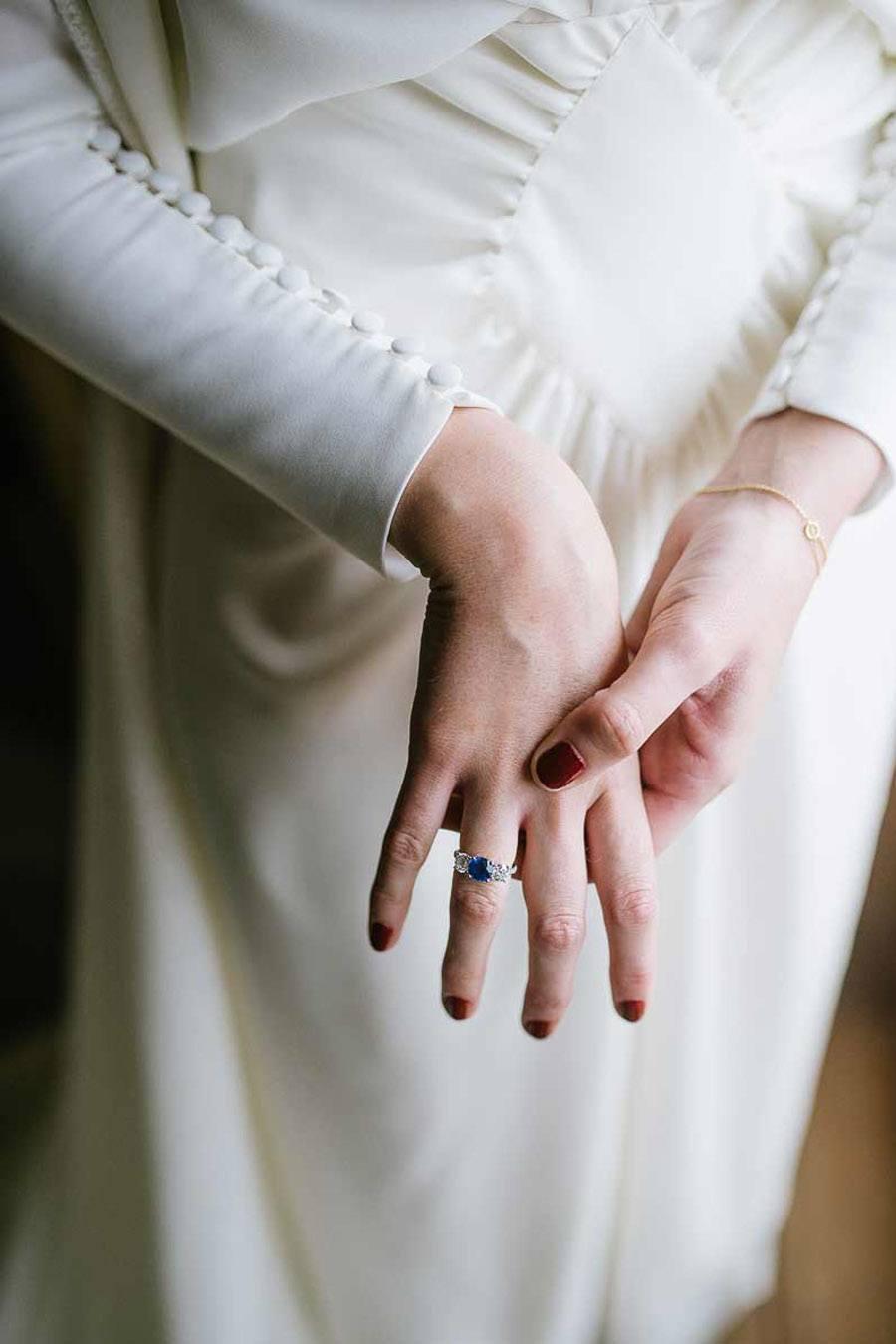 MANICURA PARA NOVIAS novias-uñas