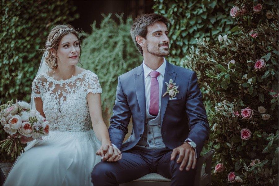 GERARD & YOLANDA: PENGUINS WEDDING novios-ceremonia