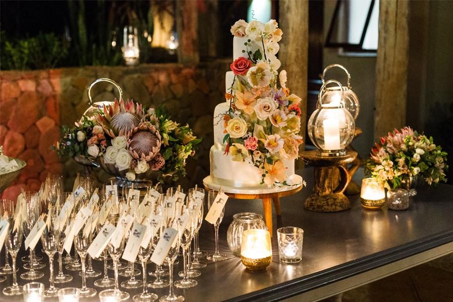 VALENTINA & OMAR: SAFARI WEDDING pastel-boda
