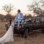 VALENTINA & OMAR: SAFARI WEDDING