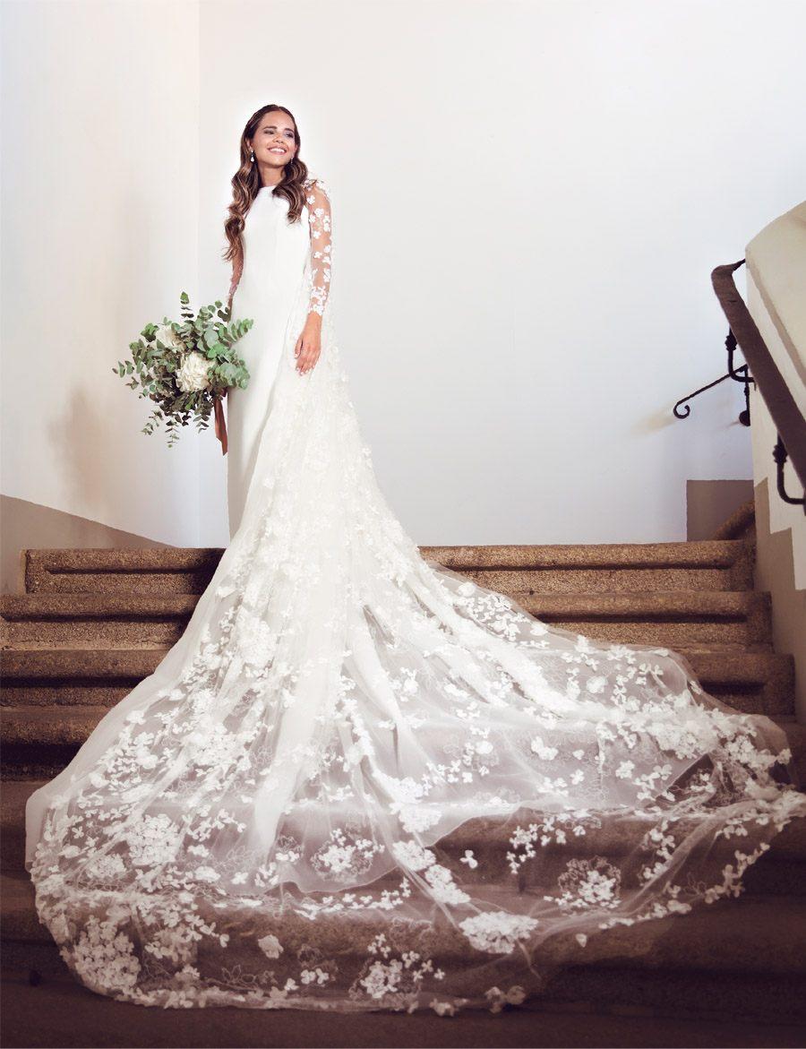 SARA Y JOSÉ CARLOS: #JUNTOSMOLAMAS vestido-de-novia