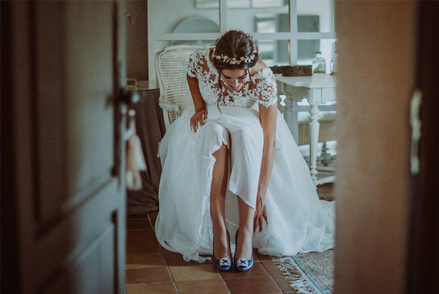 GERARD & YOLANDA: PENGUINS WEDDING zapatos-novia-1