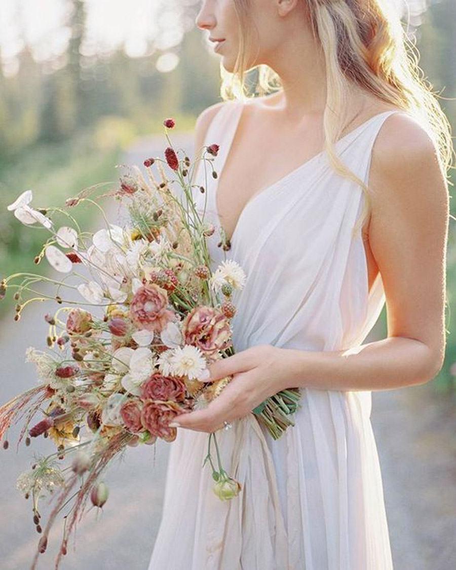 RAMOS DE NOVIA DE LUNARIA bouquet-lunaria