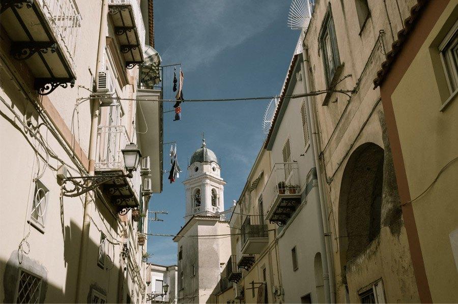 GEA & VALERIO: BODA EN NÁPOLES calles-napoles