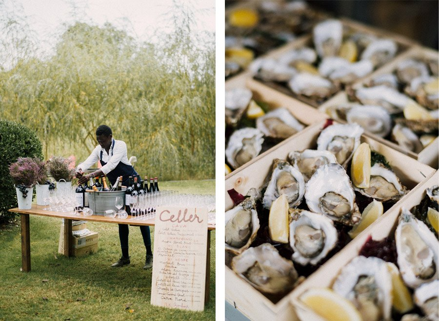 CLARA & TOMMY: BODA EN EL EMPORDÀ catering-boda