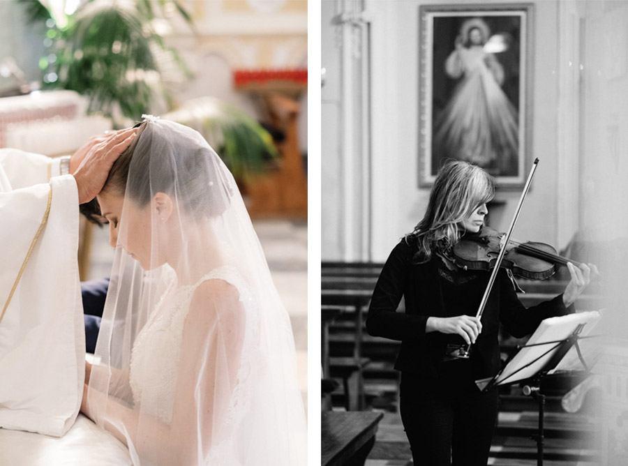 GEA & VALERIO: BODA EN NÁPOLES ceremonia-novios