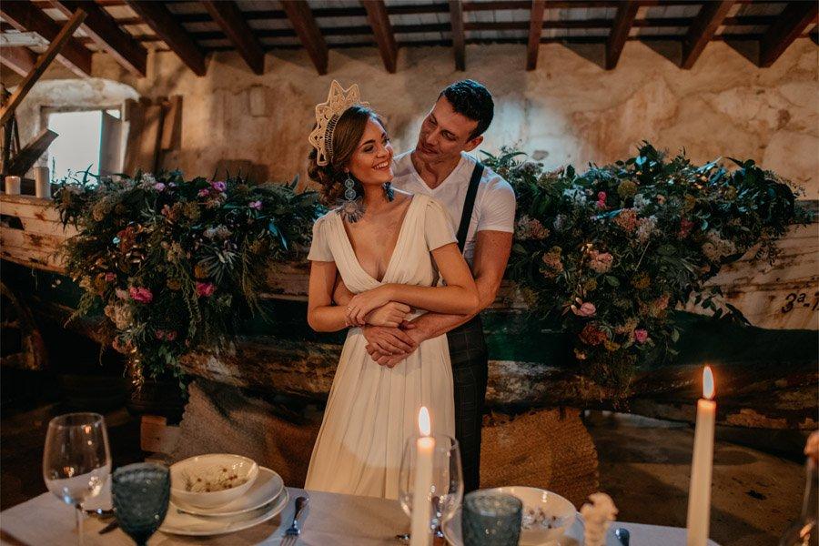 JUDIT Y ANGELO, VIAJE DE SENTIMIENTOS editorial-boda
