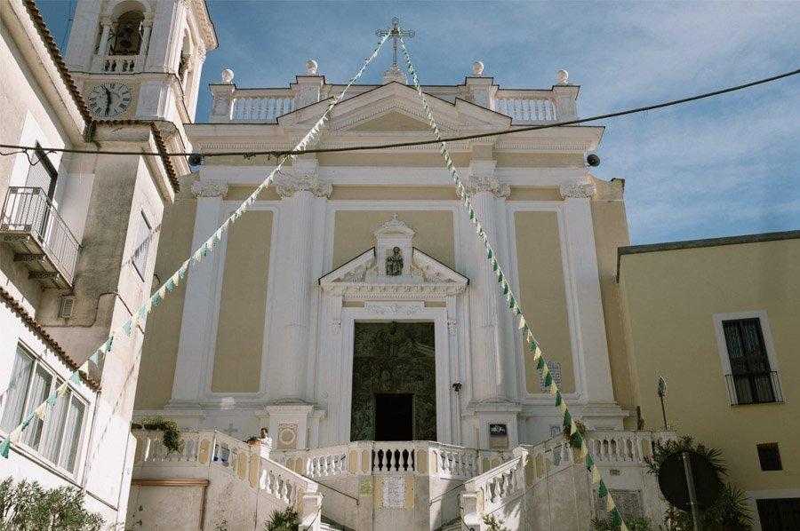 GEA & VALERIO: BODA EN NÁPOLES iglesia-napoles