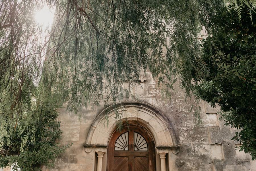 JUDIT Y ANGELO, VIAJE DE SENTIMIENTOS iglesia
