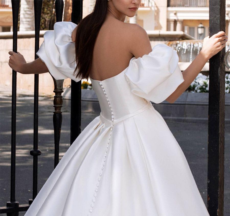 4 TENDENCIAS EN VESTIDOS DE NOVIA PARA 2020 novia-vestido-2
