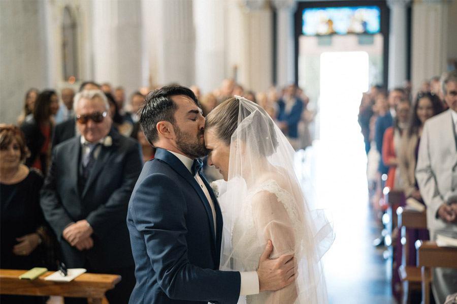 GEA & VALERIO: BODA EN NÁPOLES novios-ceremonia
