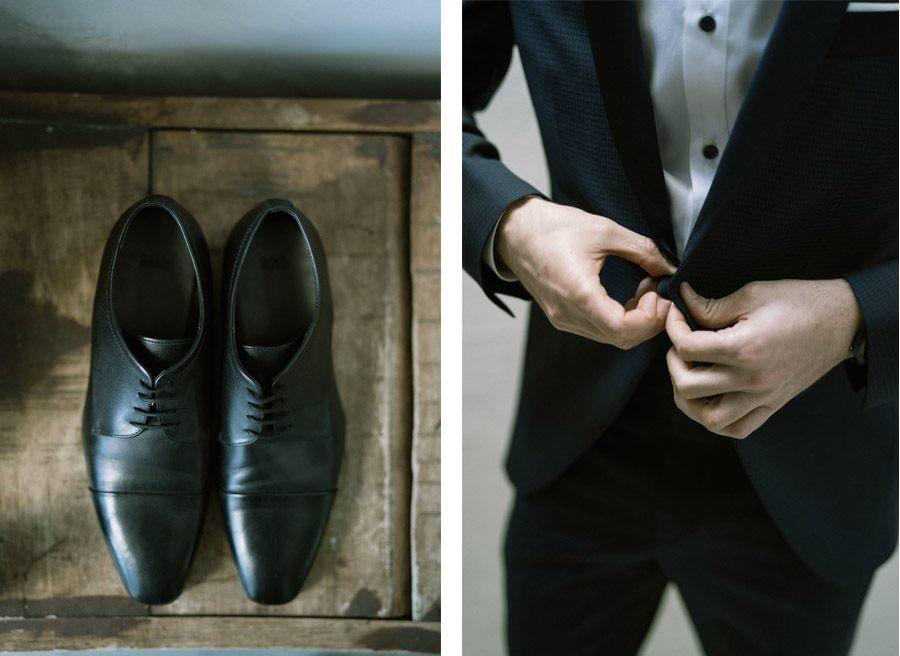 GEA & VALERIO: BODA EN NÁPOLES zapatos-novio