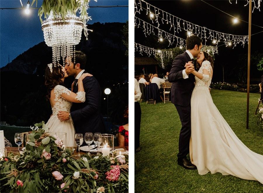 MARÍA & PABLO: EL DESTINO baile-novios