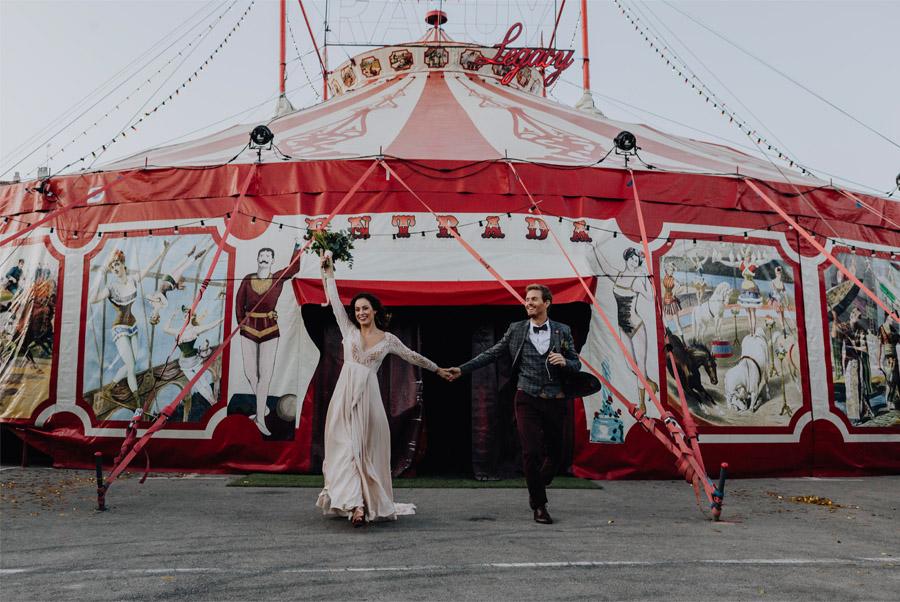 UNA MÁGICA BODA DE CIRCO circo-editorial-boda