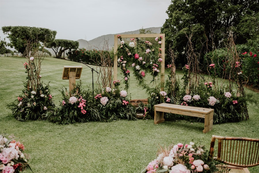 MARÍA & PABLO: EL DESTINO decoracion-boda